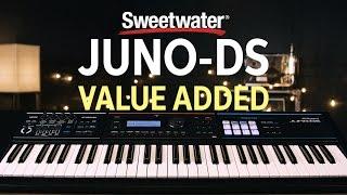 Sweetwater's JUNO-DS Bonus Thumb Drive — Daniel Fisher
