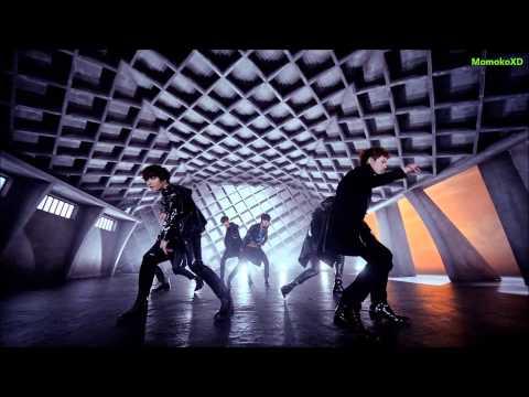 Boyfriend (보이프렌드) - I YAH (아이야) MV HD (Hangul+Romanization Lyrics on Screen)