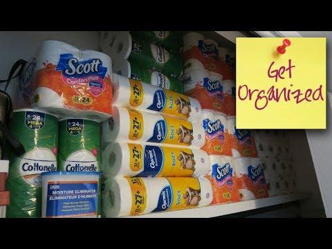 organizing paper mountain!