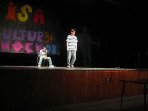 PISA '08 Event - Sifu and Al-Animate Freestyles