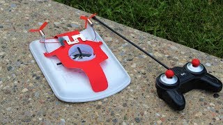 How To Make An RC Hovercraft