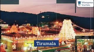 Hyderabad to Tirumala bus package - Telangana Tourism