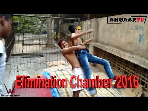 ELIMINATION CHAMBER 2016 OFFICIAL