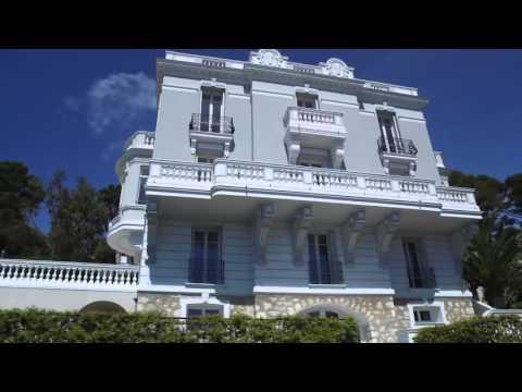 Prestigious Belle Epoque mansion for sale - Cap d'Ail