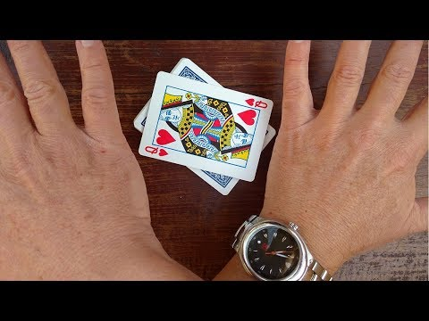 ASTONISHING 'WAVE CHANGE' CARD TRICK REVEALED! (Do Amazing Magic!)