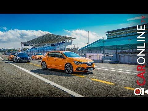 CONDUZI o RENAULT MEGANE RS 2018 | 280 cv e 4 Rodas Direcionais! [Review Portugal]