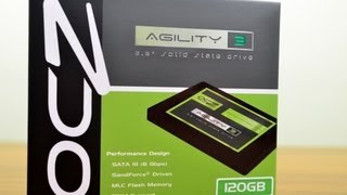 oCZ Technology Agility 3 120GB SSD Unboxing  Written Review