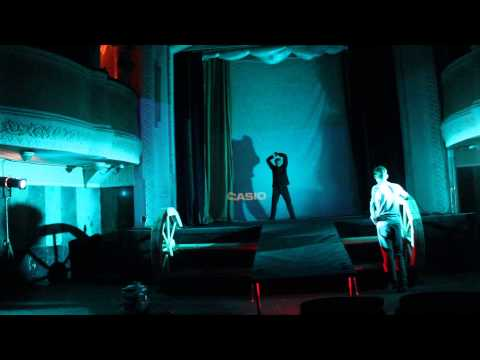 Театр імені Леся Курбаса , Львів .  The Les Kurbas Theatre , Lviv .