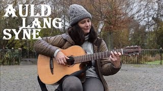 Auld Lang Syne (guitar cover) with TAB - Happy New Year