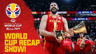 The World Showed Their Game! | Review Show | FIBA Basketball World Cup 2019 Video