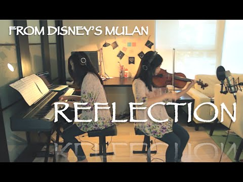 Mulan  Reflection Viola & Piano   Tiffany Chang