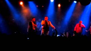 HAFTBEFEHL - ROCKAFELLA MÄßIG - LIVE FRANKFURT - Azzlackz drehen durch Tour