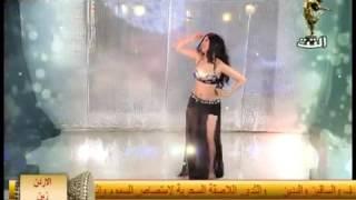 Egyptian BellyDanceMuhga)..رقص مصرى (مهجة) ليالى التت الجزء التانى