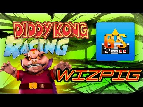 Diddy Kong Racing - Wizpig (Metal Cover)