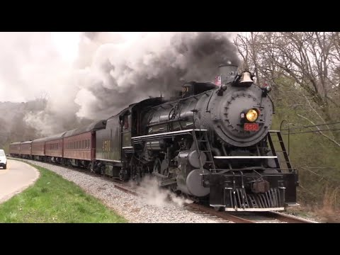 Southern 4501: First Steam to Summerville