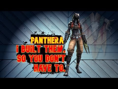 PANTHERA | I Built Them, So You Don't Have To | RAID: Shadow Legends