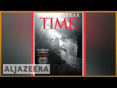📰Time honours Khashoggi, journalists as Person of the Year |