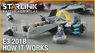 Starlink: Battle for Atlas: E3 2018 How It Works Trailer | Ubisoft [NA]