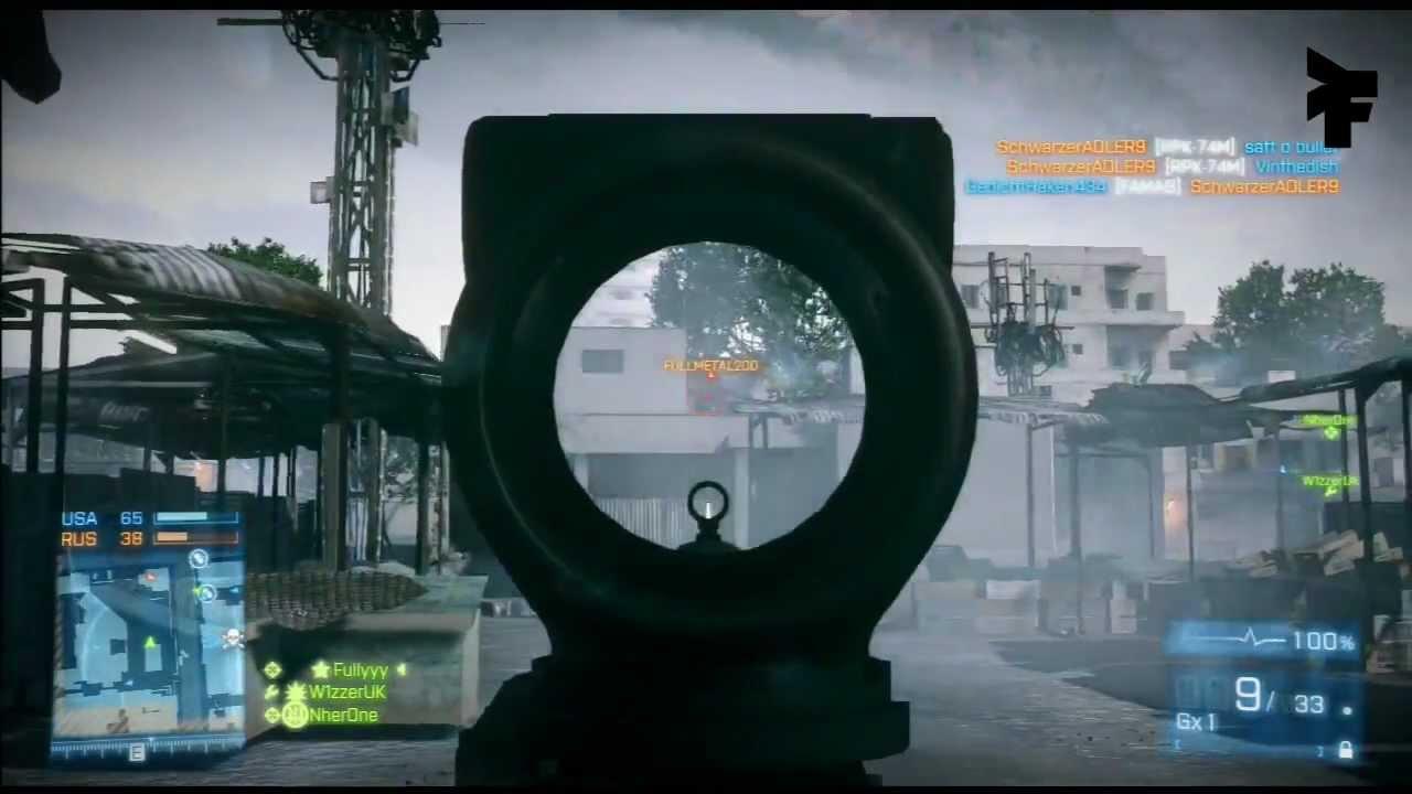 Premier Commentary | MME sur Battlefield 3 au SV-98
