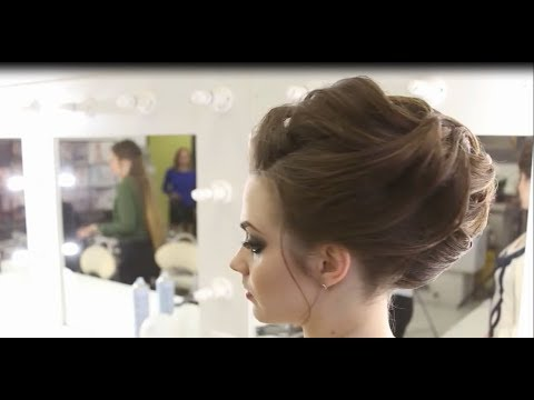 Romantic Bun Hairstyle ★  EASY Updo Hairstyles ★★★