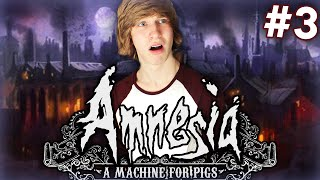 EEN MONSTER?! - Amnesia: A Machine for Pigs - Deel 3 - [HORROR]