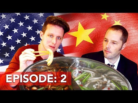 Spicy Hot Pot - Quest For the Best Chinese in the USA : Episode 2