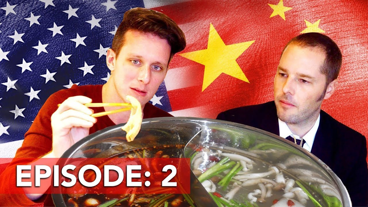 Chinese Hot Pot in the USA is AMAZING!
