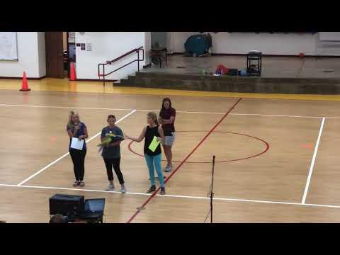 Lake Hamilton Intermediate School AR Awards Ceremony May 16th, 2018
