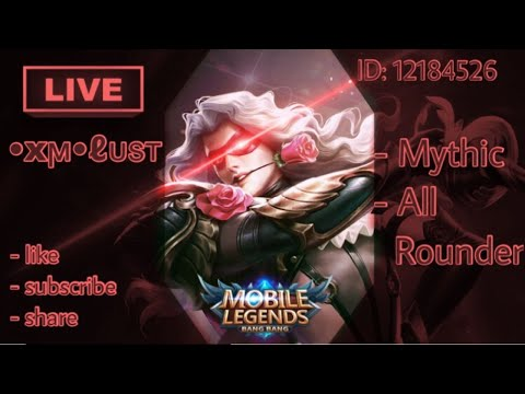 All Rounder - Mythic Rank | Mobile Legends Bang bang