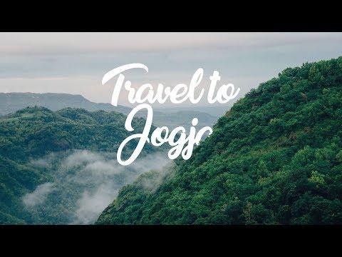 Travel to Semarang & Yogyakarta 2018 | with Panasonic Lumix GX85 (4K)