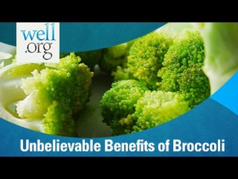 Unbelievable Benefits of Broccoli | Well.Org