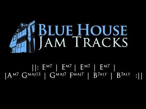 80's Jazz-Fusion [Em] Jam Track