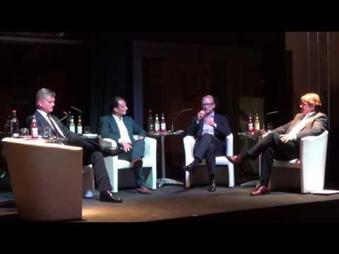 Podiumsdiskussion mit Dr. Bernd Baumann