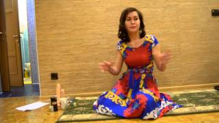 Ирина, ведущая семинара по технике секса о мужчинах