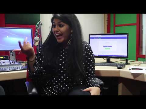 Meet the Sweetest Mirchi-  RJ Sukriti aka Meethi Mirchi!!