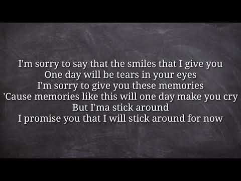 Lukas Graham - Stick AroundHQ Lyrics