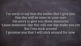 Lukas Graham - Stick Around  HQ Lyrics Video