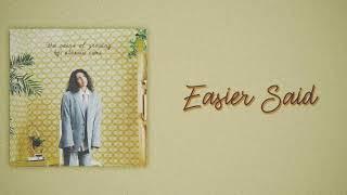 Alessia Cara - Easier Said (Slow Version)