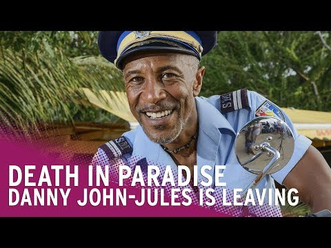 Danny JohnJules Leaves Death in Paradise