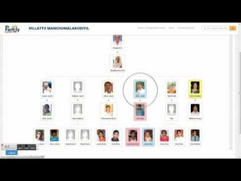 create online family tree kerala my family root youtube