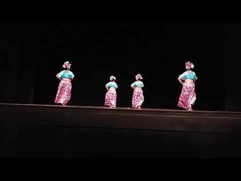 Tari Mappadendang (Jakarta Dance Carnival)