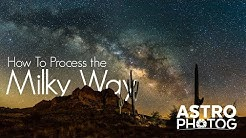 Easy Milky Way Processing For Beginners in Lightroom | Milky Way Photography | Astrophotography