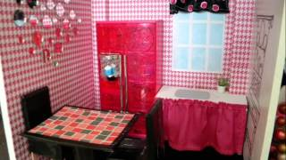 Barbie Furniture For Dollhouse