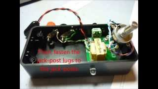 How To Make A Simple High Voltage Shock Box
