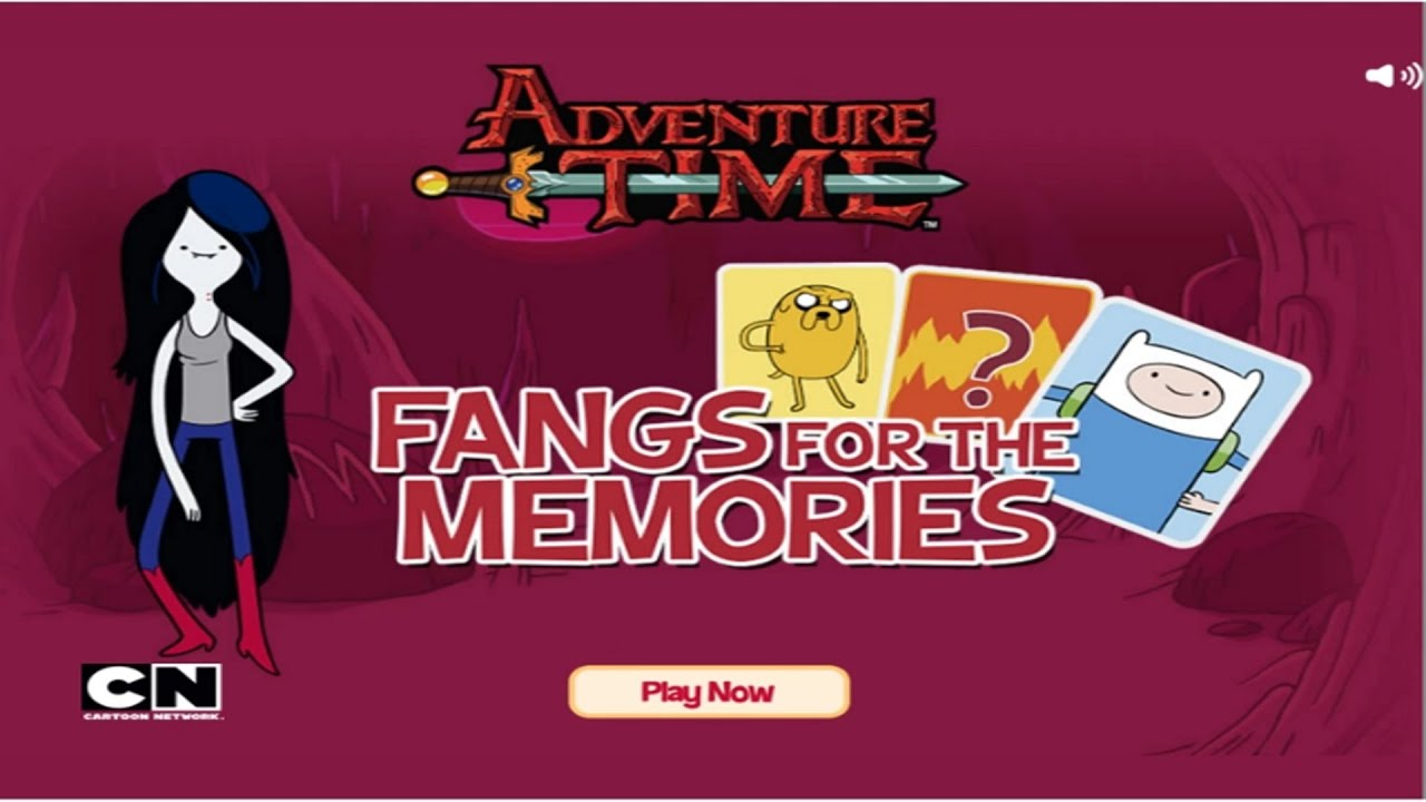 Fangs for the Memories: Adventure Time