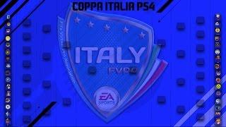 Sorteggi Tabellone Coppa Italia Ps4