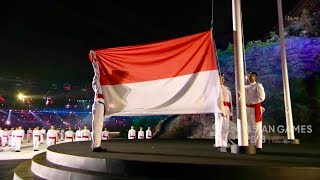 Download lagu Paskibra & Indonesia Raya - Tulus & Purwacaraka Children Choir