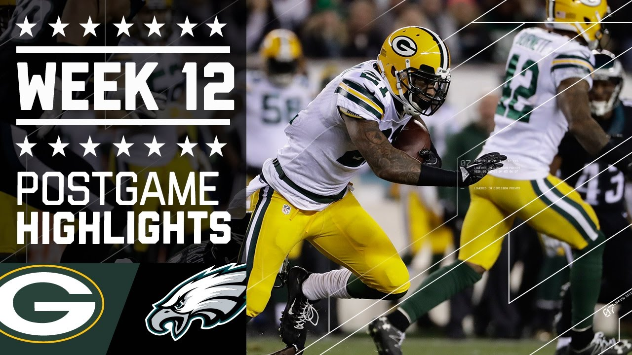 Image result for week 12 eagles vs packers
