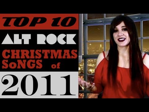Top 10 Alternative Rock Christmas Songs WRECKED Countdown 2011 ...