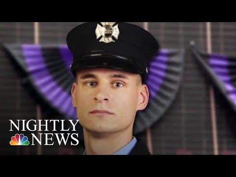 New York Firefighter Among 3 U.S. Service Members Killed In Afghanistan | NBC Nightly News